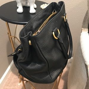 Authentic Prada Tote in Black